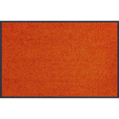 Kleen-Tex wash + dry doormat | Uni Burnt Orange | ... different sizes!