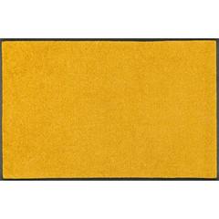 Kleen-Tex wash+dry Fußmatte | Uni Honey Gold | ...verschieden Größen!