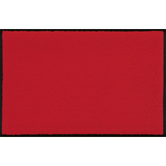 Kleen-Tex wash + dry doormat | Uni Scarlet | ... different sizes!