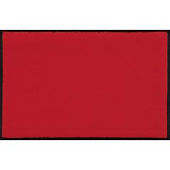 Kleen-Tex wash+dry Fußmatte | Uni Scarlet | ...verschieden Größen!