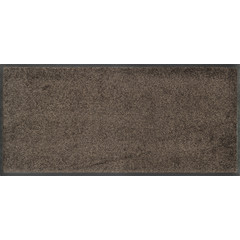 Kleen-Tex wash + dry Mini | Brown with border | 2 sizes