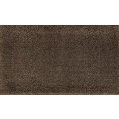 Kleen-Tex wash + dry doormat | Espresso Brown without edge | ...different sizes