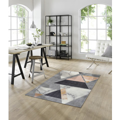 Kleen-Tex wash + dry doormat | Velvet Marble | ... washable carpet!