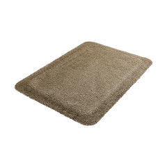 Kleen-Tex wash + dry | Anti-Fatigue Mat Stand On | Uni taupe | 55/78 cm