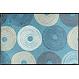 Kleen-Tex wash+dry  Fußmatte | Cyclone |  ...waschbare Matte mit Gummirand!