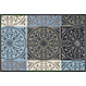 Kleen-Tex wash + dry doormat | Da Capo | ... washable mat with rubber edge!