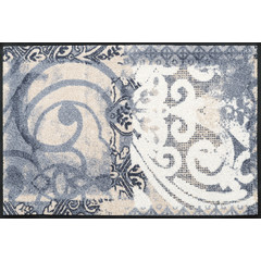 Kleen-Tex wash + dry doormat | Arabesque | ... washable mat with rubber edge!