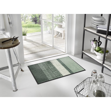 Kleen-Tex wash + dry doormat | Lynna | ... washable mat with rubber edge!