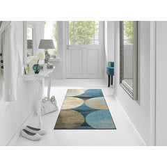Kleen-Tex wash + dry doormat | Galaxia | ... washable mat with rubber edge!
