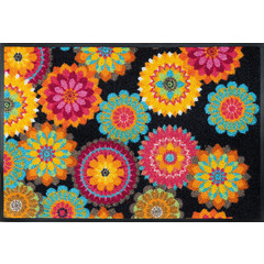 Kleen-Tex wash + dry doormat | Peppina | ... washable mat with rubber edge!