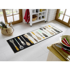 Kleen-Tex wash + dry doormat   Cooking Tools   ... washable mat with rubber edge!