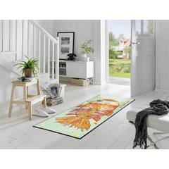 Kleen-Tex wash + dry doormat | Funky Fish | ... washable mat with rubber edge!