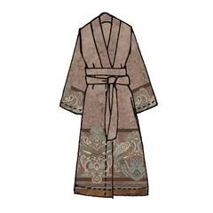 Bassetti Bassetti Kimono | VOLTERRA  M1 | Limited Edition