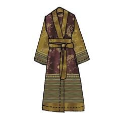 Bassetti Bassetti Kimono | GRADARA  Y1 | Limited Edition