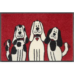 Kleen-Tex wash + dry doormat | Three Dogs | ... washable mat with rubber rim!