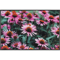 Kleen-Tex wash + dry doormat | Purpurea | ... washable mat with rubber edge!