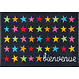 Kleen-Tex wash + dry doormat | Bienvenue Etoile | ... washable mat with rubber edge!