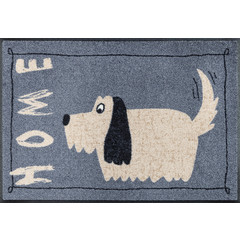 Kleen-Tex wash + dry doormat | Doggy Home | ... washable mat with rubber rim!