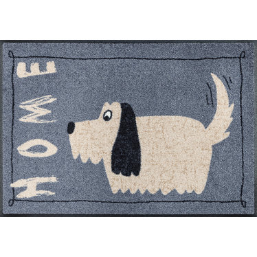 Kleen-Tex wash + dry doormat | Doggy Home | ... washable mat with rubber edge!