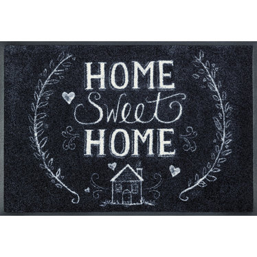 Kleen-Tex wash + dry doormat | Chalky Home | ... washable mat with rubber edge!