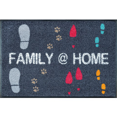 Kleen-Tex wash + dry doormat | Family @ Home | ... washable mat with rubber edge!