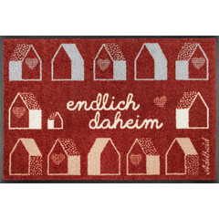 Kleen-Tex wash + dry doormat | Finally home | ... washable mat with rubber edge!