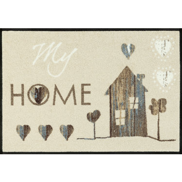 Kleen-Tex wash + dry doormat | My Home | ... washable mat with rubber edge!