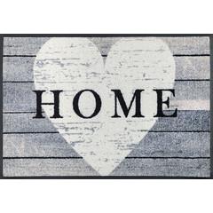 Kleen-Tex wash + dry Fußmatte | Heart at Home | ... waschbare Matte mit Gummikante!