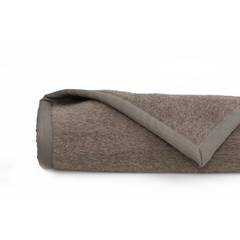 Ritter Ritter blanket | Perulama, brown | 80% baby alpaca, 20% virgin wool | ..different sizes - Copy