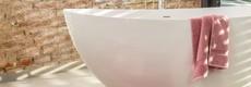 Rhomtuft bathroom rugs polyacrylic
