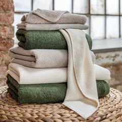 Rhomtuft Rhomtuft towels PRINCESS   100% cotton