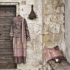 Bassetti Bassetti Kimono | MATERA G1 | ... in two sizes!