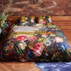 ESSENZA - Inspirationen aus aller Welt! Bettwäsche FLORENCE multi | 100%  Baumwoll Satin