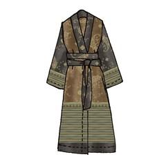 Bassetti Bassetti Kimono | GRADARA M1 | Limited Edition