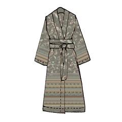 Bassetti Bassetti Kimono | AMARANTO G1 | Limited Edition