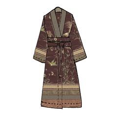 Bassetti Bassetti Kimono | PARADISE K1 | Limited Edition