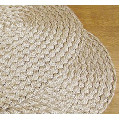 Sisal Roverino placemats - OVAL