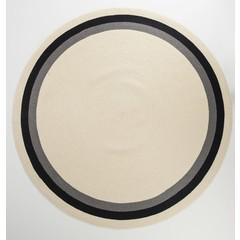 Tisca Rovera Flecht Teppich | RUND |  Standardmaße |100% Sisal