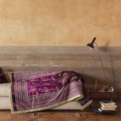 Bassetti Bassetti Plaid | GRADARA K1 | 135/190 cm | Limited Edition