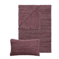 MARC O'POLO  KUARA warm earth | 130/170 cm | Cotton knit