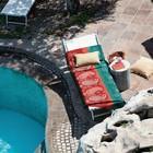 Beach towels / sauna towels