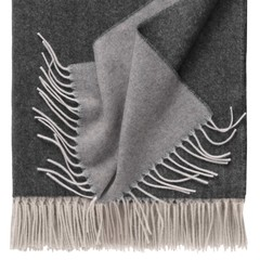 Eagle Products Eagle Products | Blanket ALASSIO 111 black-gray | 135/195 cm