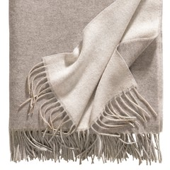 Eagle Products Eagle Products | Blanket ALASSIO 104 off-white-natural | 135/195 cm