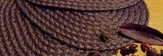 Braided sisal placemats - the slightly different coasters