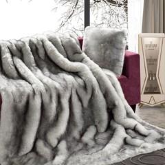 Star Home Textil GmbH SILVER PHOENIX | Webfelldecken | 150/200 cm