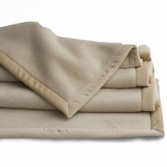 Ritter Ritter Blankets | Kirman Shah, cream | 100% Cashmere | ...different sizes