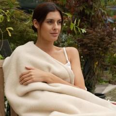 Ritter Kirman Shah | Cashmere blanket -100% cashmere