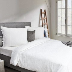 HnL HnL | Bed linen Allan | White