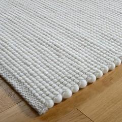 Tisca Hand-woven carpet | Olbia / Orlando HILL ♡