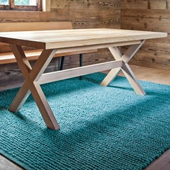 Tisca Hand weaving rug Olbia - Calanda
